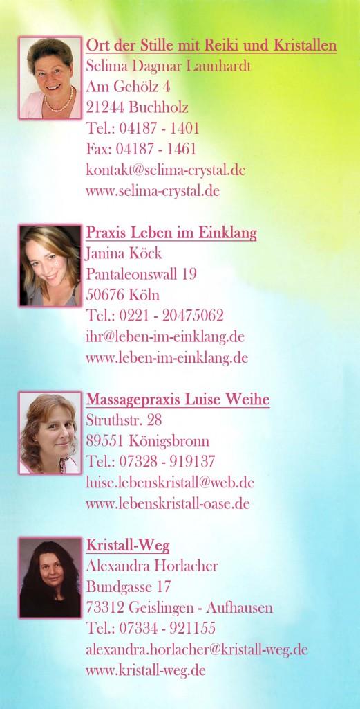 Deutsche Lebenskristall-Meister