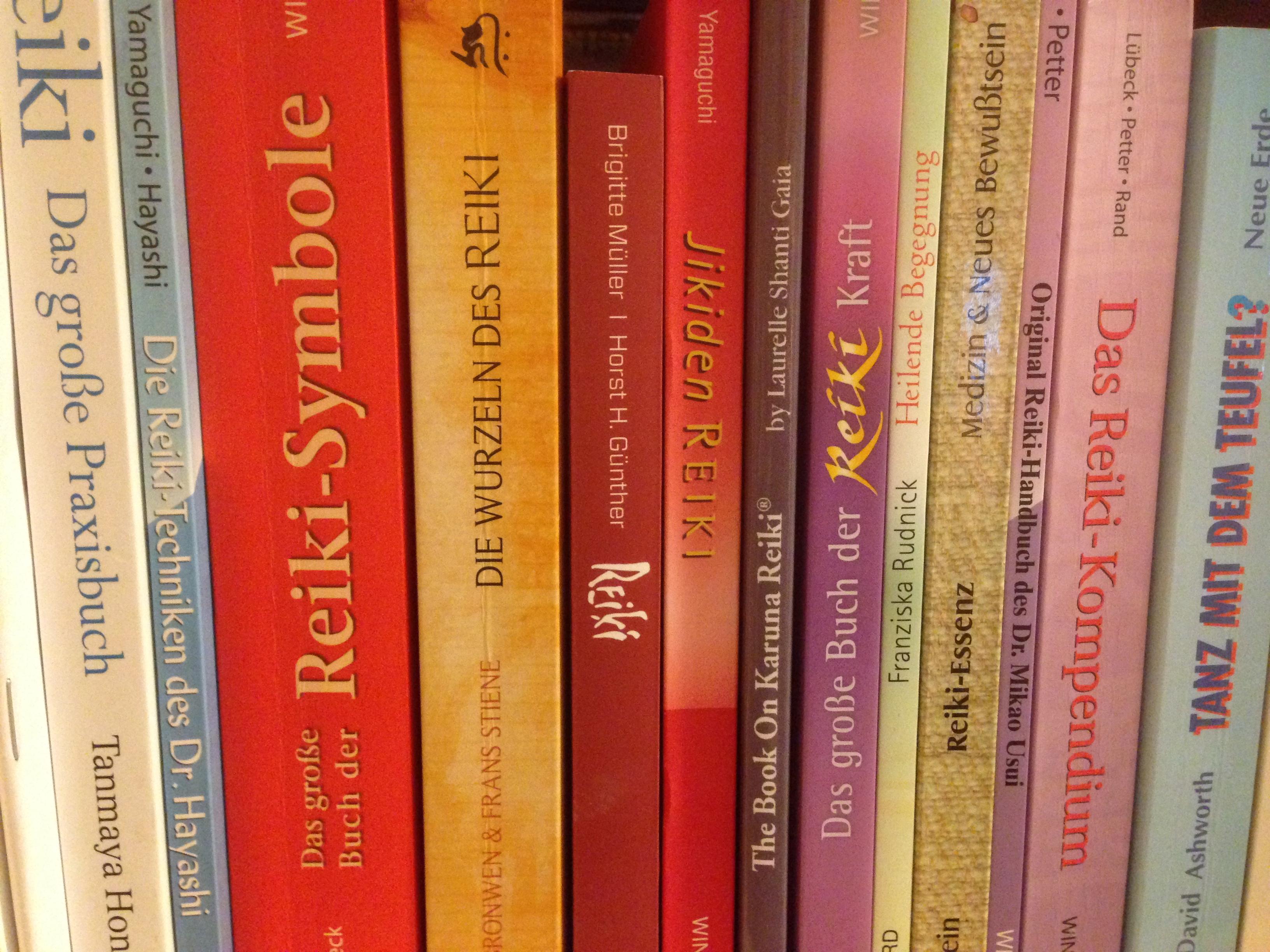 Reiki Buchrezensionen online lesen